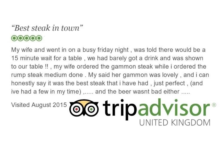 The Wainwright keswick: Trip Advisor Review 4