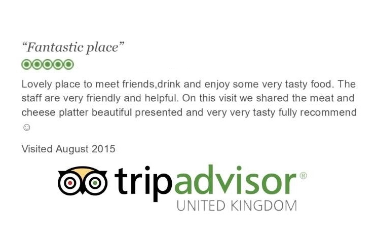 The Wainwright keswick: Trip Advisor Review 6