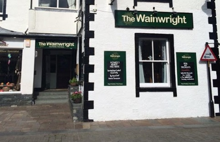The Wainwright: exterior 1