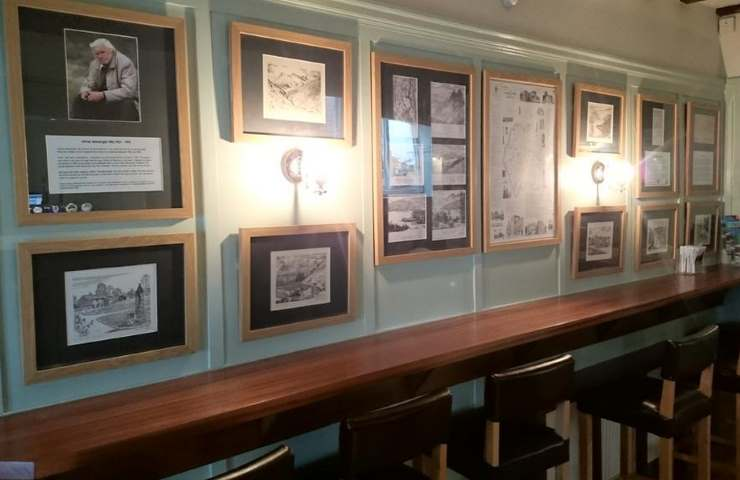 The Wainwright: interior 2